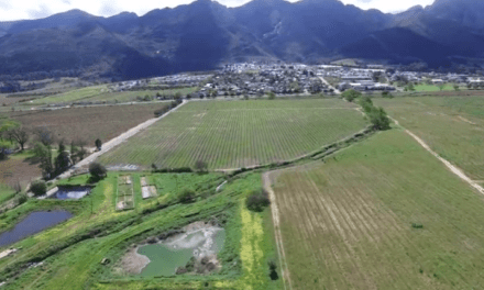 Modifying old wastewater infrastructure for Franschoek's disadvantaged