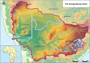 Orange-Senqu River Basin