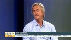 Ray de Vries.