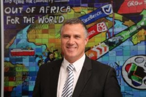 Arno van der Merwe, Mercedes-Benz SA's outgoing CEO. Picture: Supplied