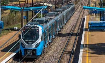 Prasa reintroduces train service between JHB and Musina