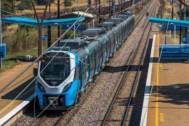 Gibela's X'Trapolis Mega train to launch next year