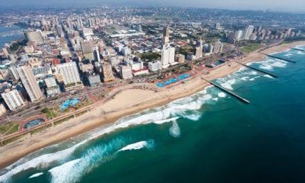 Ethekwini undertakes major sand replenishment operation