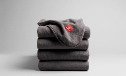 Blankets made from 100% recycled plastic bottles fly high