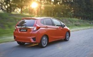 Honda Jazz. Picture: Honda