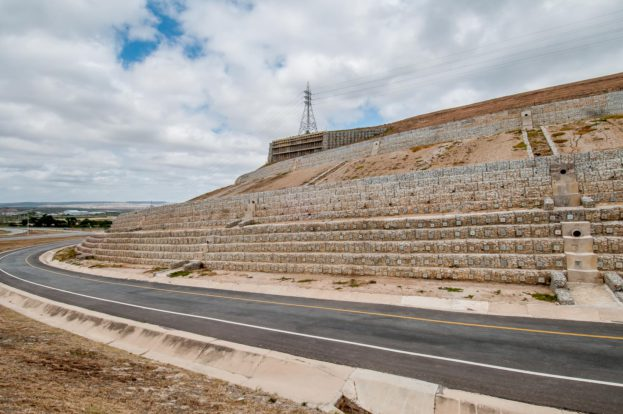 SANRAL's R80m engineering project has saved the Uitenhage Industrial Zone from power black-outs. Picture: Supplied