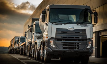 UD Trucks positive for 2017