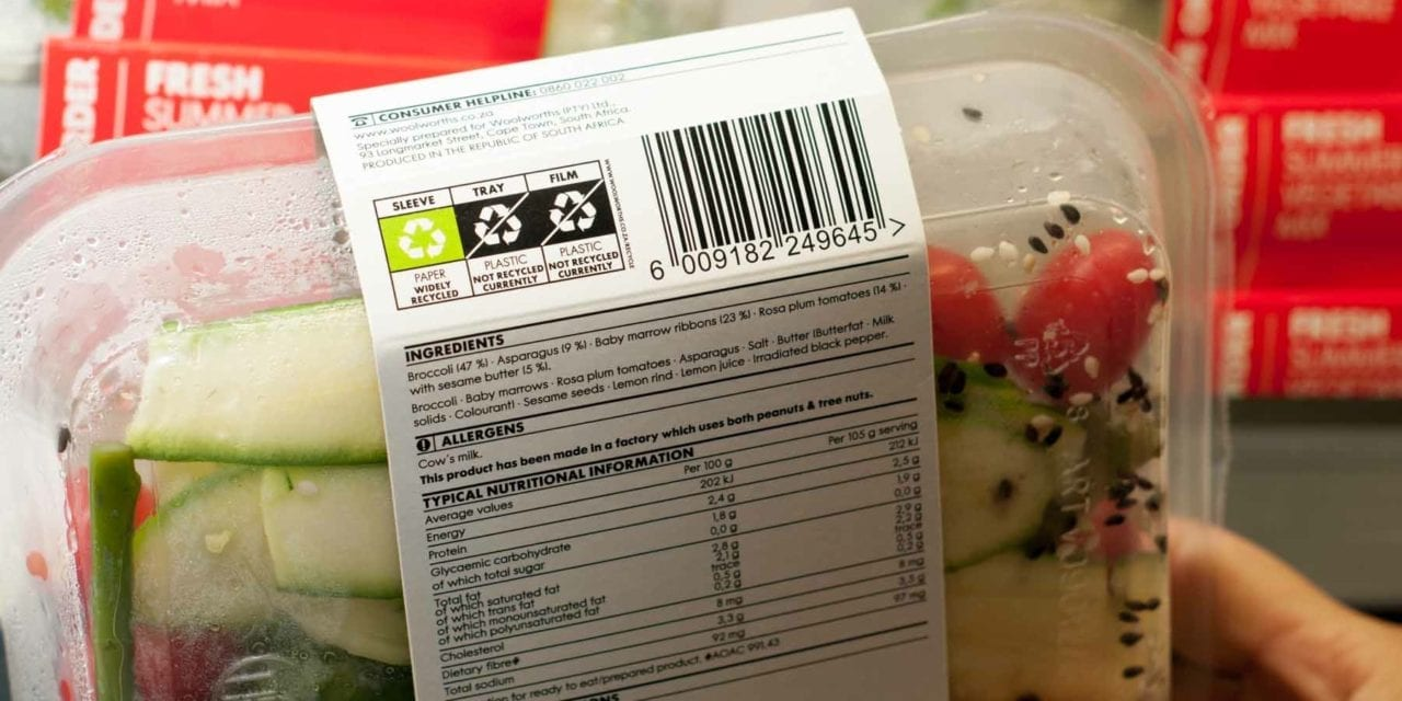 How Woolworths is helping plastics recyclers