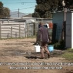 Cape Town's very poor still struggle for basic services