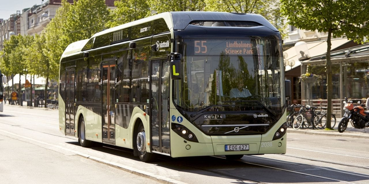 New tech solution designed to improve bus passenger safety