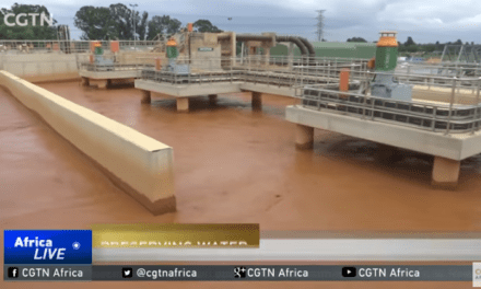 South Africa tackles acid mine drainage to secure water for 30 years