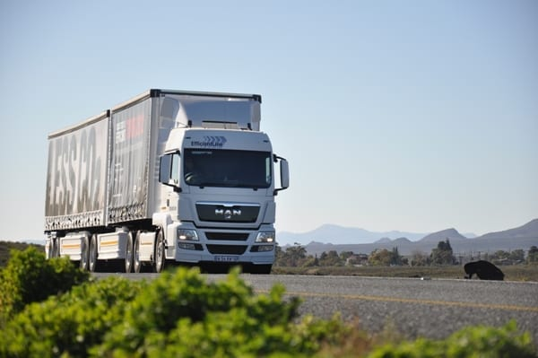 Technology expanding SA's freight industry