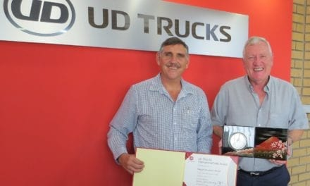 Southern Africa leads the way for UD Trucks