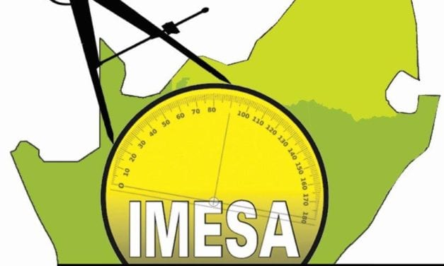 IMESA Conference endorsed by SALGA