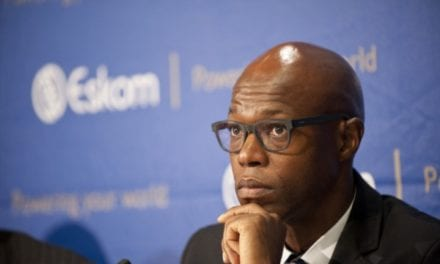 Another Eskom CEO in hot water