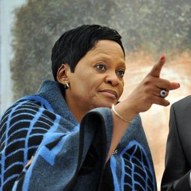 Mokonyane denies claims she compromised Gauteng's water