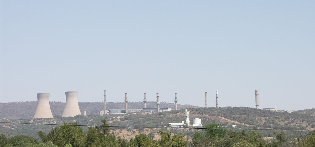 Pelindaba Nuclear Research Centre.
