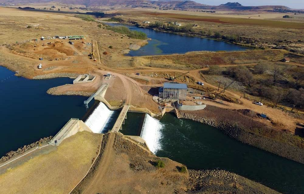 Small hydro has a place in SA's renewable energy mix