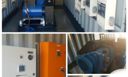 Rural hydropower scheme supplies clean energy to Eastern Cape