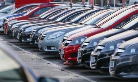 New vehicle sales spike in November