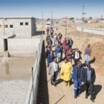 Sasol's investment in social infrastructure