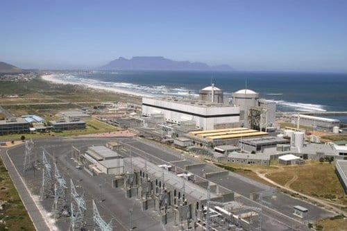 Koeberg is well equipped to handle its nuclear waste