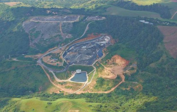 Shongweni Landfill in Durban, KwaZulu-Natal.