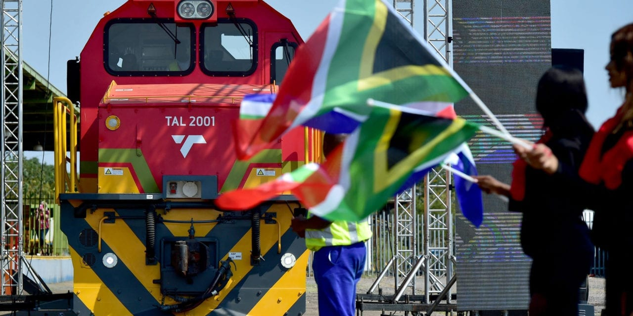 Transnet to lease rolling stock to Zambia Railways