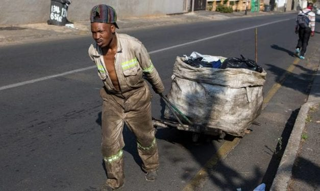 Turning waste collectors into entrepreneurs