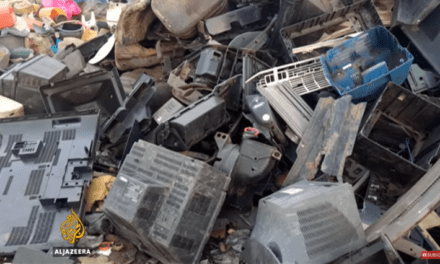 E-waste at new high, squandering gold, other metals: study