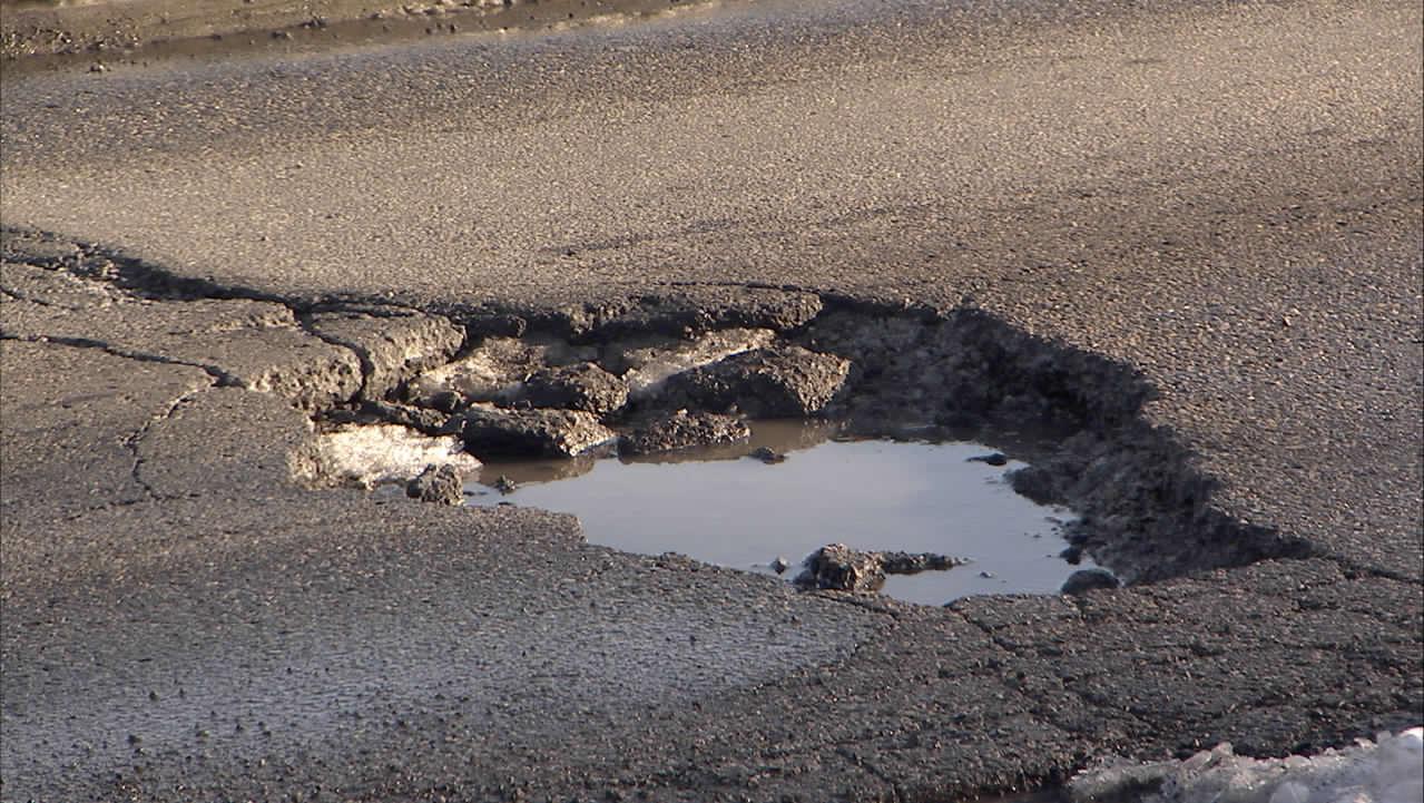 pothole xxx