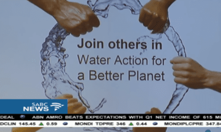 Calling for a water resilient future at #AUW2017