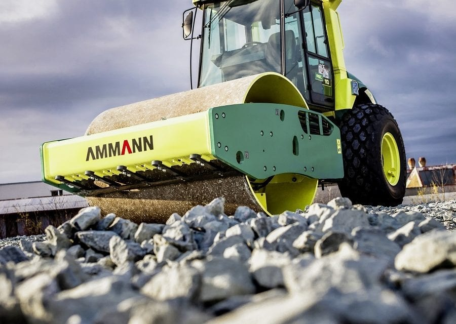 Ammann expands its competitive niche
