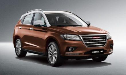 China's bestselling SUV to enter SA market