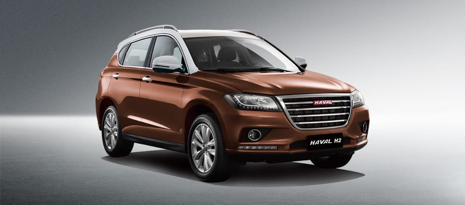 The Haval H2.