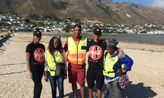 Cleaning up Cape beaches