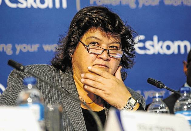 Brown instructs Eskom to take legal action over Trillian report