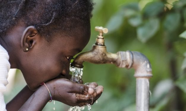 Ford and World Vision launch water generating project to help drought-stricken communities