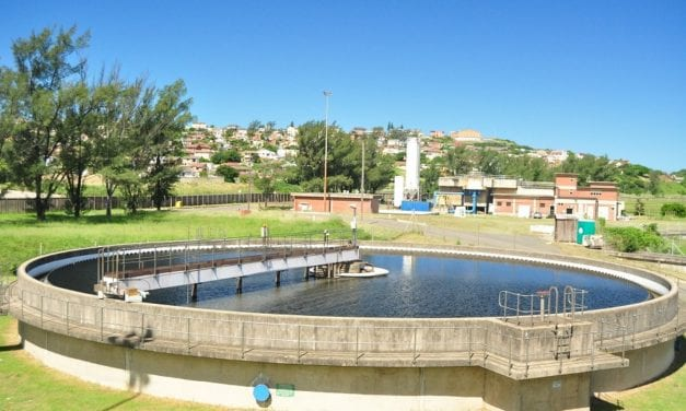 South African wastewater plant gets global attention