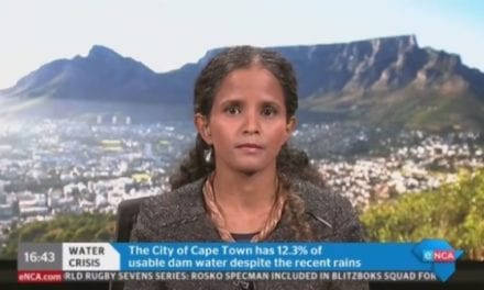 Cost of water to increase in Cape Town