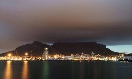 Western Cape prepares for a monster storm amid worst drought