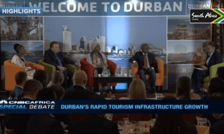 Durban's rapid tourism infrastructure growth
