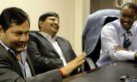 Guptas reportedly earned billions from Transnet deal