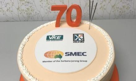 SMEC celebrates 70 years