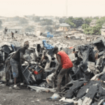 How Nigeria is dealing with its e-trash