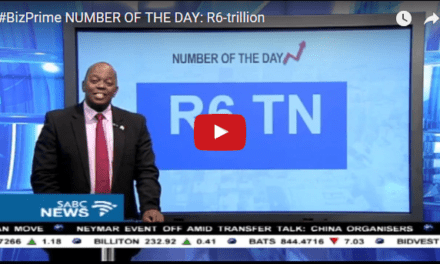 SA needs R6 trillion for water & electricity