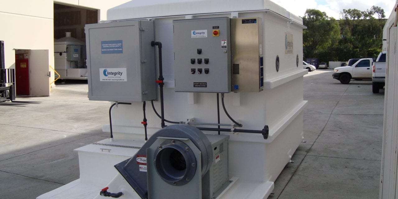 Industrial and Oily Wastewater Control