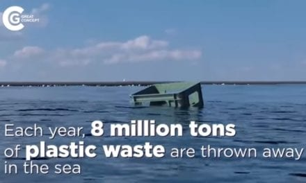 World's Largest Ocean Garbage Cleaning System