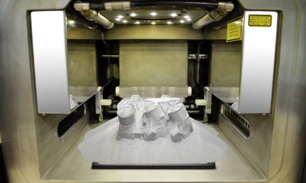 3D printing: the first metal spare part for trucks