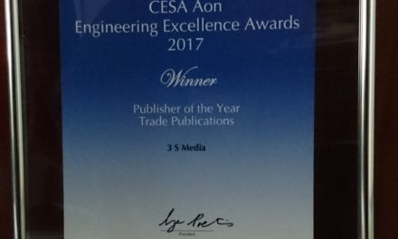 3S Media recognised as Publisher of Year